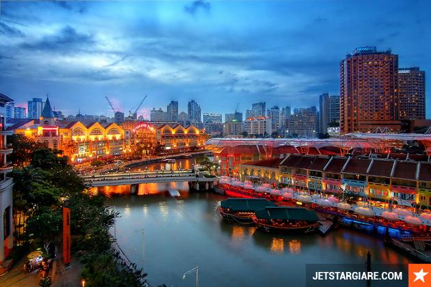 ve may bay di singapore gia re nhat