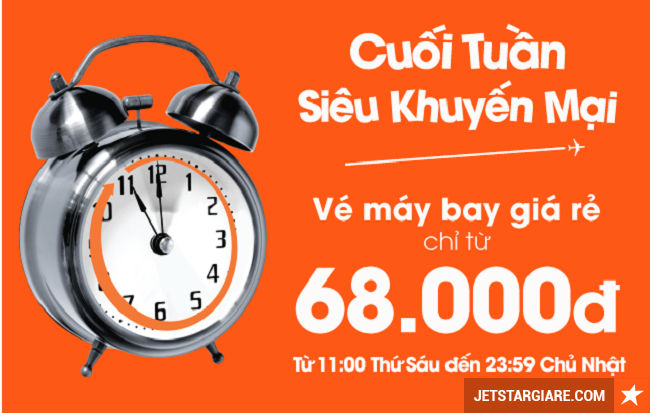 ve may bay jetstar gia re