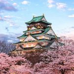 Mua vé máy bay Hà Nội Osaka chiêm ngưỡng lâu đài cổ huyền bí
