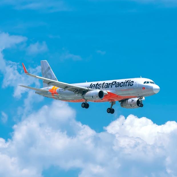 Đội bay A320 Jetstar Pacific