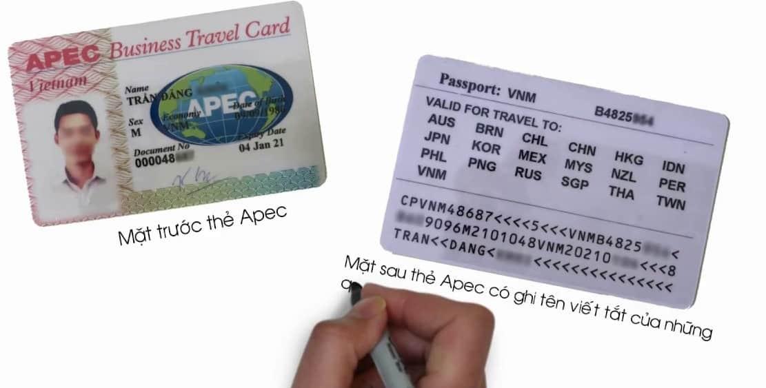Thẻ Apec là gì?Làm thẻ apec tại hà nội